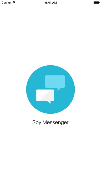 Spy Messenger screenshot-0