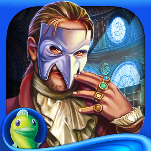 Grim Facade: The Artist and The Pretender - A Mystery Hidden Object Game icon