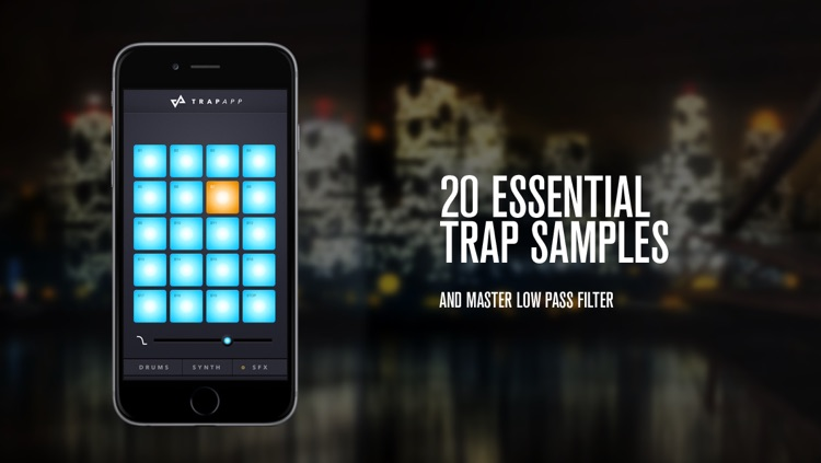 TrapApp - Dubstep & Trap Music Maker screenshot-3