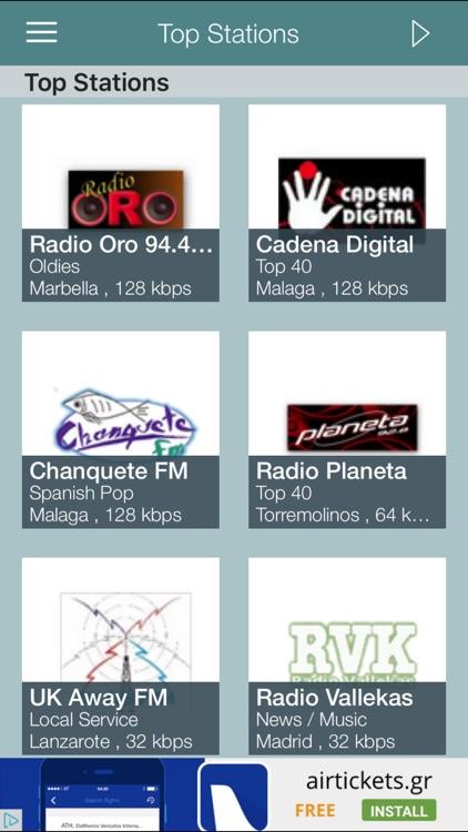 iRadio España screenshot-3