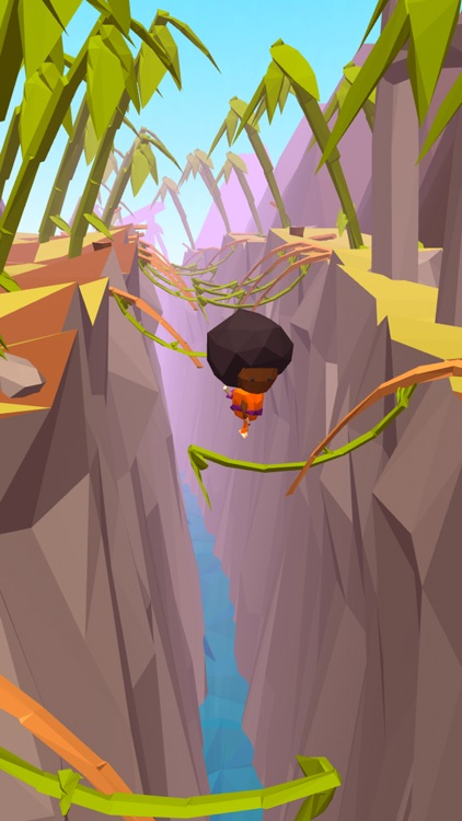 Ninja Steps - Endless jumping game screenshot-3