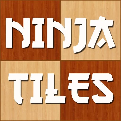 Ninja Steps On Tile Pro - best speed tile running game icon