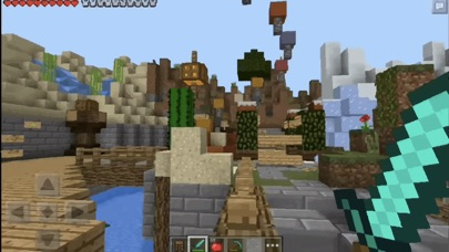 Screenshot for Factions PVP For Minecraft Pocket Edition in Germany App Store
