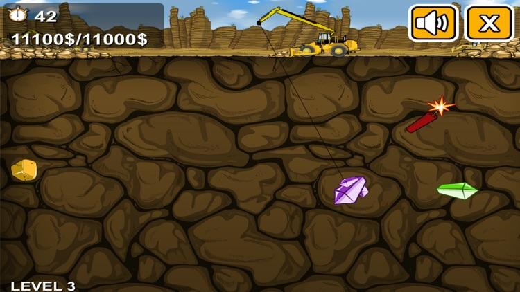 The Gold Miner - Digger screenshot-3