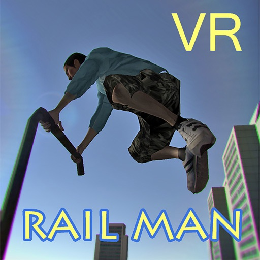 Rail Man VR