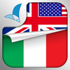 RosApp Ltd - Learn ITALIAN Fast and Easy - Learn to Speak Italian Language Audio Phrasebook and Dictionary App for Beginners artwork