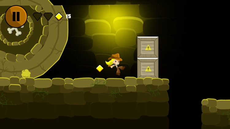 Cowboy Run Adventure screenshot-3