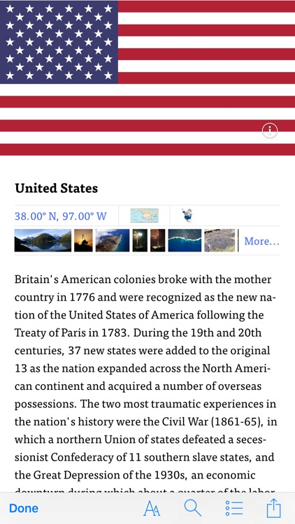 WorldABC — The CIA World FactBook
