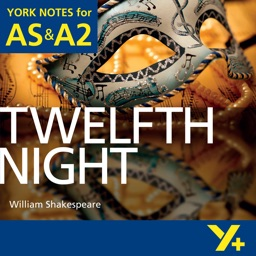 Twelfth Night York Notes AS and A2 for iPad