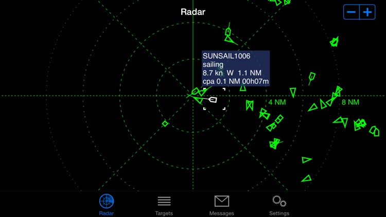 AIS Radar screenshot-0