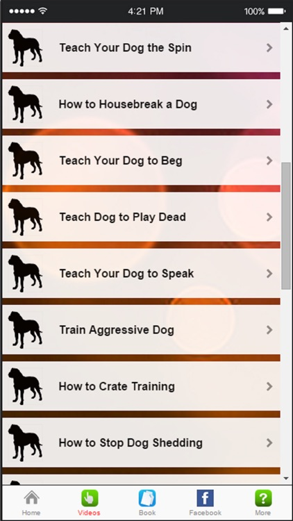 How To Train Dog - Canine Advice, Tips and Tutorials screenshot-3