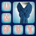 How to Tie a Scarf:Tips and Tutorial