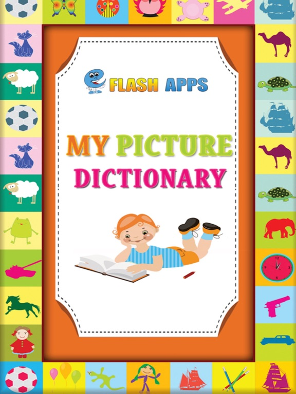 Kids Picture Dictionary : A to Z educational app for children to learn  first words and make sentences with fun record tool! | App Price Drops