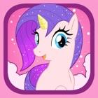 Little Magic Fairy Unicorn Jump icon