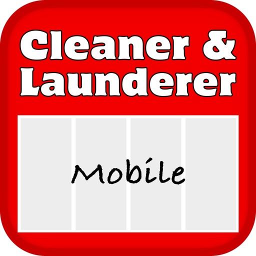 Cleaner & Launderer Mobile