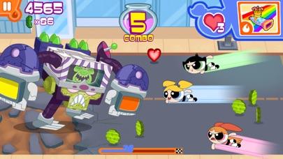 フリップアウト! – パワーパフ ガールズのパズル&バトルアクションゲームのおすすめ画像2