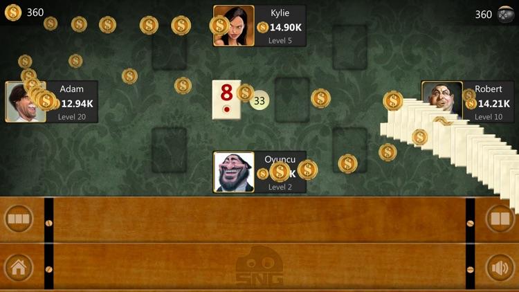 Okey Vip screenshot-3