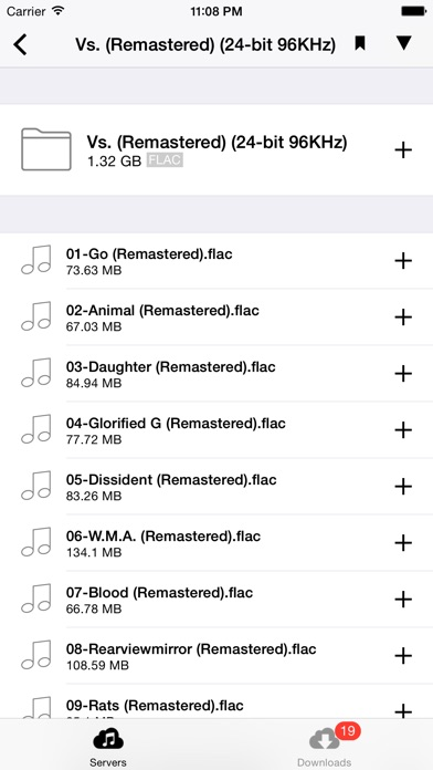 Screenshot for FLAC Player in Chile App Store