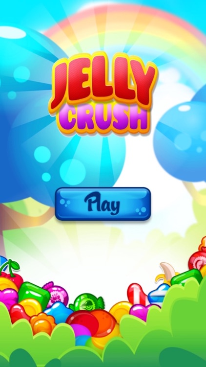 Jelly Crush - Gummy Mania by Mediaflex Games