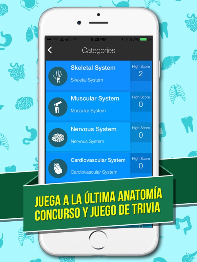 Anatomía Definitiva Del Concurso y Preguntas Pro - en App Store