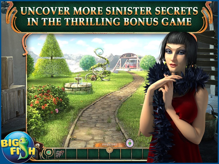 The Agency of Anomalies: Mind Invasion HD - A Hidden Object Adventure (Full) screenshot-3