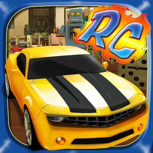 3D RC Car Parking - eXtreme Stunt Cars Driving & Roof Jumping Simulator