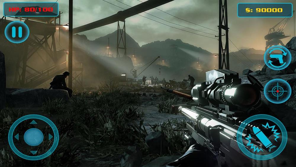 Bravo X Sniper Killer – Elite Campaign 3D Cheat Codes