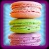 马卡龙饼干制造商 - 疯狂的厨房烹饪的糖果和点心食谱疯狂游戏