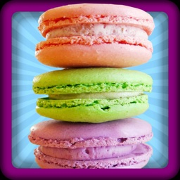 Macaron Cookies Maker - A kitchen tasty biscuit cooking & baking game