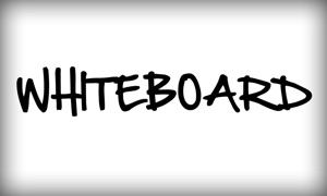 Whiteboard TV