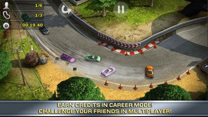 Screenshot for Reckless Racing 2 in New Zealand App Store
