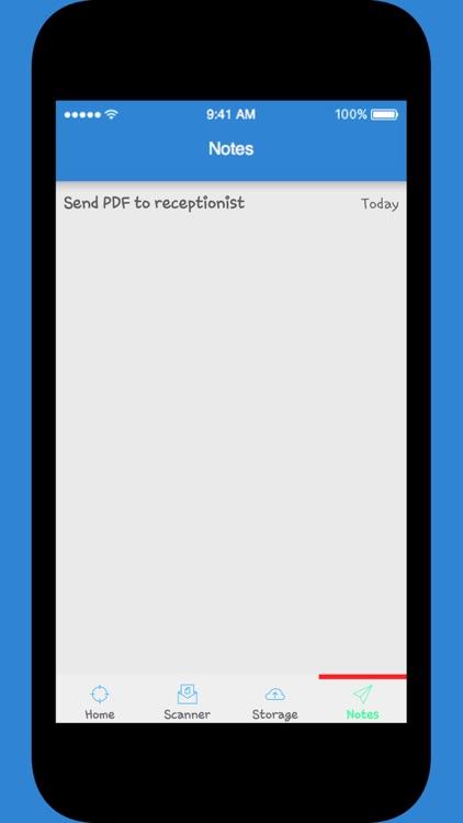 Scan to PDF. screenshot-3