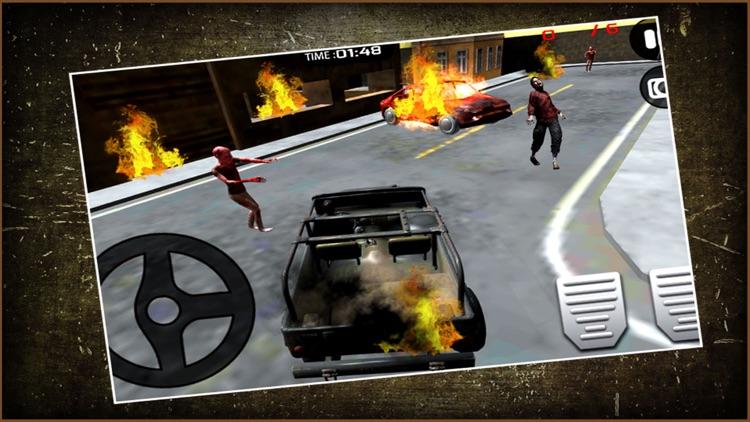 Zombie Killer Simulator 3D screenshot-3