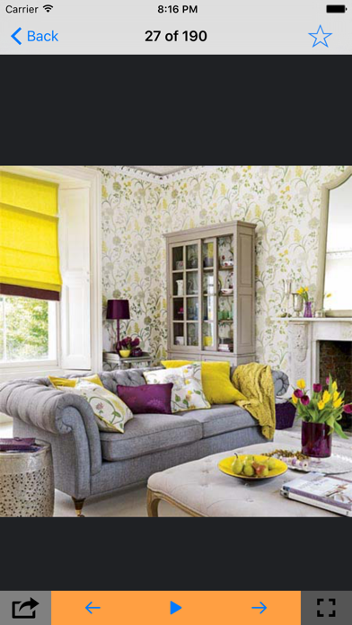 Living Room Decorations screenshot one