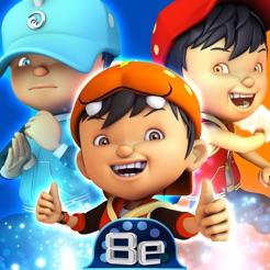 BoBoiBoy: Adudu Attacks! 2 4+