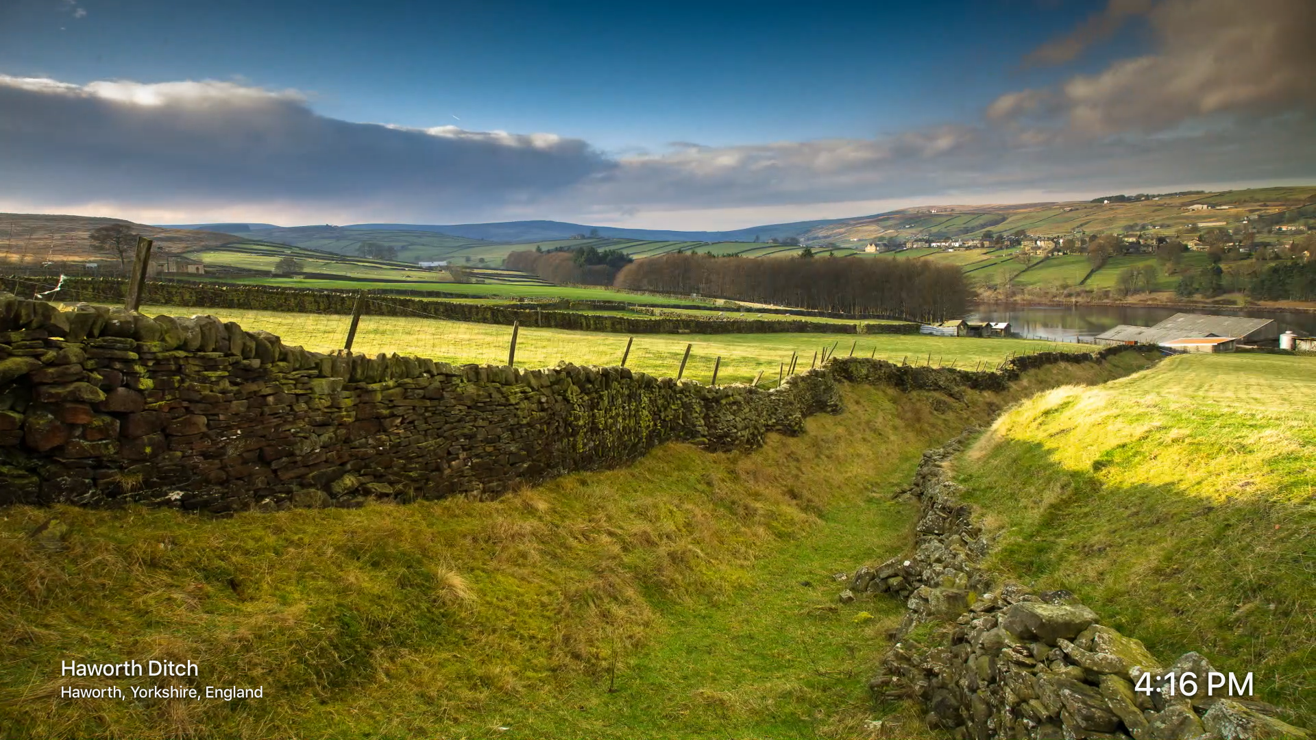Countryside 4K by Magic Window screenshot 2
