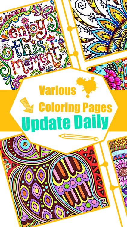 Colorkit - Coloring Book For Adults - Free screenshot-0