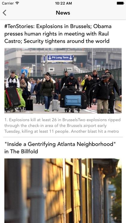 ATL now: Atlanta Georgia News, Sports & Weather by Mediasota