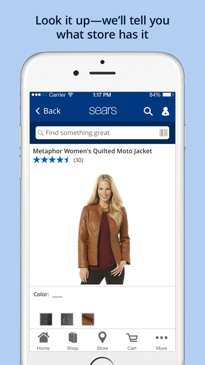 Sears – Download Now, Shop Online & Pick Up Today!