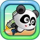Panda Pro Flying - The Adventure Jetpack in The Bamboo Land icon