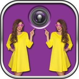 Mirror Photo Effect.s Editor – Cool Picture Reflection Camera to Split, Flip and Clone Pics
