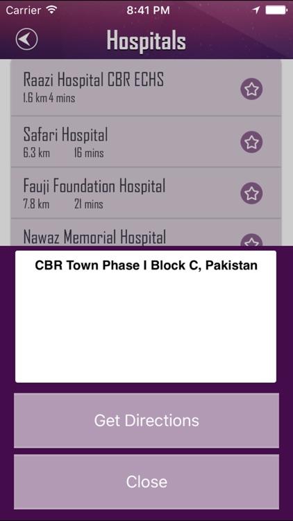 Islamabad Guide screenshot-3