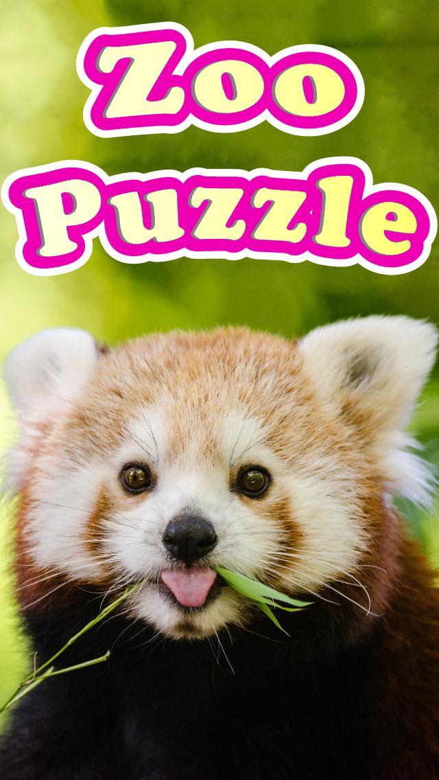 Télécharger Panda Roux Et Singes Jeux De Puzzle Pour Les