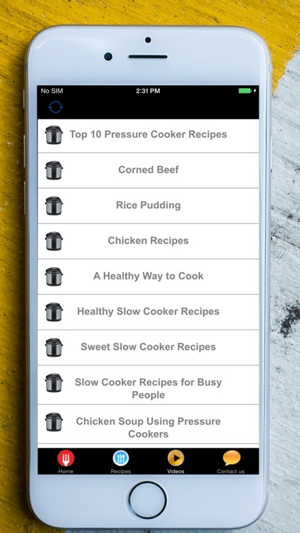 A+ Best Easy Pressure Cooker Recipes - A Healthy Way to Cook screenshot-3