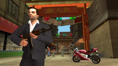 Screenshot for GTA: Liberty City Stories in Italy App Store