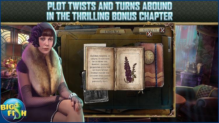 Dead Reckoning: Brassfield Manor - A Mystery Hidden Object Game  (Full) screenshot-3
