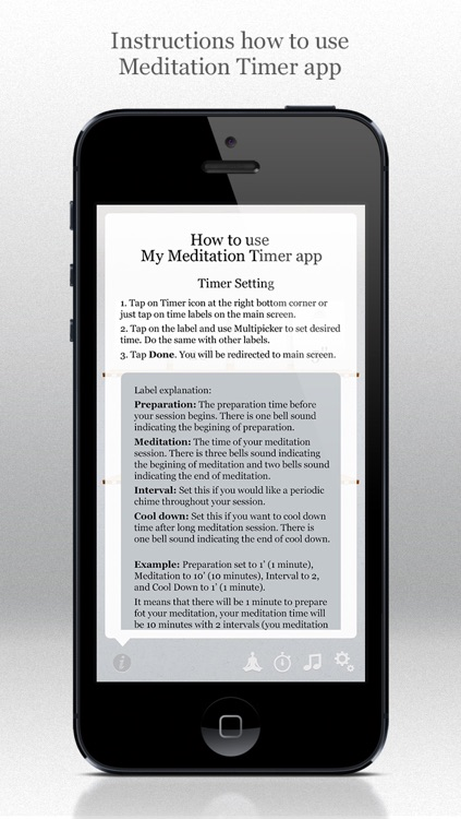 My Meditation Timer screenshot-3