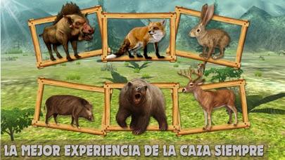 Selva francotirador caza: Cazar animales de la selCaptura de pantalla de2