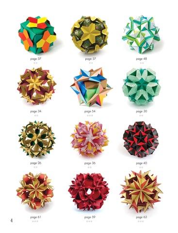Modern Kusudama Origami By Ekaterina Lukasheva On Apple Books