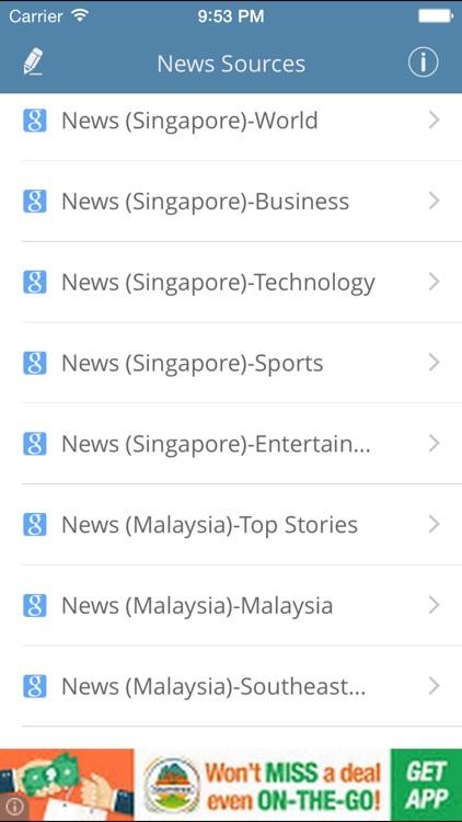News Viewer -- The worldwide latest & fastest news